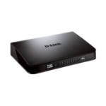D-Link DGS-1016A Unmanaged Black network switch