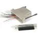 C2G RJ45/DB25F Modular Adapter
