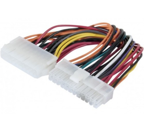 EXC 314060 serial cable White 0.2 m 20-pin ATX 24-pin ATX