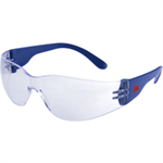 3M 2720 Polycarbonate Blue,Transparent safety goggles/glasses