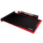 Nitro Concepts DM16 Black, Red Gaming mouse pad