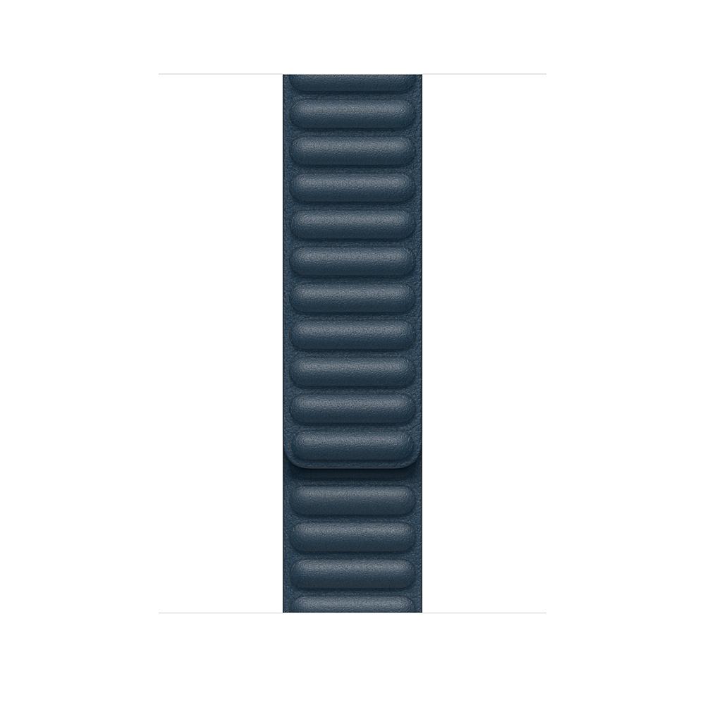 Apple MY9L2ZM/A accesorio de smartwatch Grupo de rock Azul Cuero