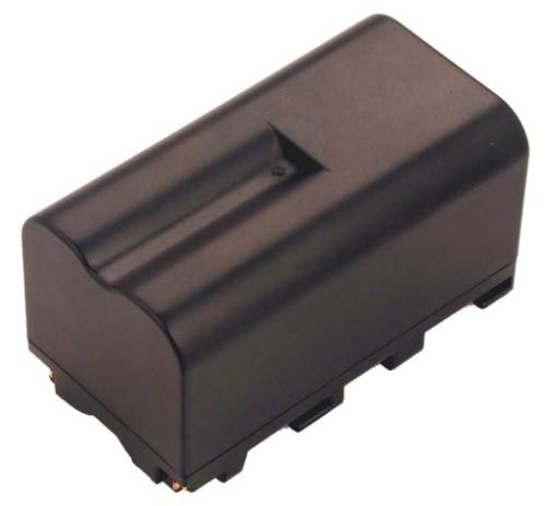 2-Power Camcorder Battery 7.2V 5200mAh