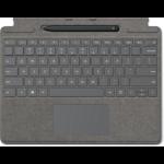 Microsoft Surface Pro X Signature + Slim Pen Platin