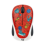 Logitech Champion Coral RF Wireless Optical 1000DPI Ambidextrous Multi mice