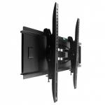 "ART AR-65 monitor mount / stand 2.03 m (80"") Screws Black"