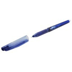 Pilot FriXion Hi-Tecpoint Rollerball Pen 0.5mm Tip 0.3mm Line Blue Ref 227101203 [Pack 12]