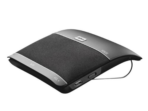 Jabra Freeway speakerphone Mobile phone Bluetooth Black