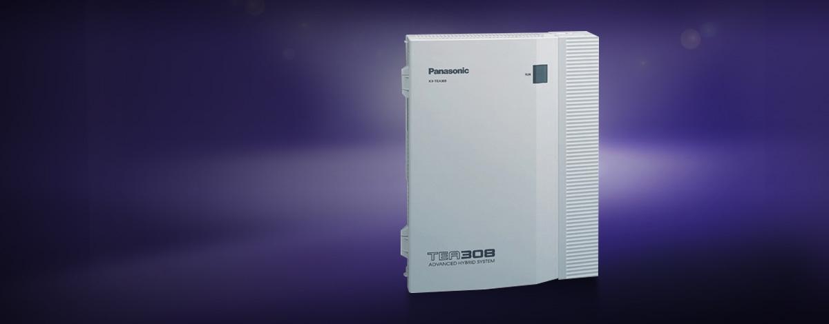 Panasonic KX-TEA308E 8user(s) Private Branch Exchange (PBX) system