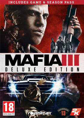 Nexway 824233 video game add-on/downloadable content (DLC) Video game downloadable content (DLC) Mac Mafia III Español
