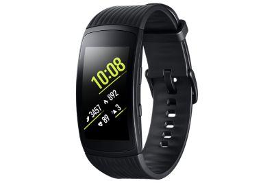 "Samsung SM-R365 1.5"" SAMOLED GPS (satellite) Black smartwatch"
