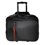 """Eco Style Luxe notebook case 15.6"""" Trolley case Black"""
