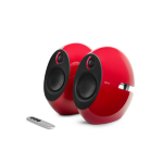 Edifier Luna HD e25HD Bluetooth Speakers (Red)