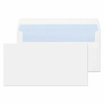 Blake Purely Everyday White Self Seal Wallet DL 110x220mm 80gsm (Pack 1000)
