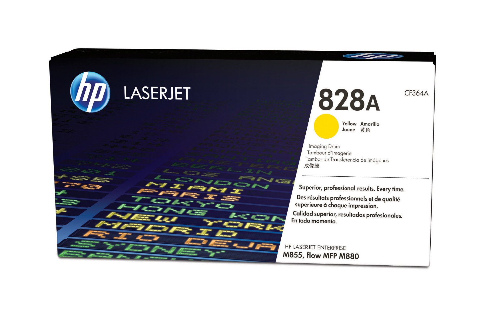 HP 828A printer drum