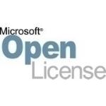 Microsoft SQL CAL, Pack OLP NL, License & Software Assurance, 1 user client access license, EN