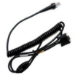 Honeywell CBL-020-500-S00 cable de serie Negro RS-232 DB9