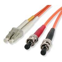 StarTech.com 5m Multimode 62.5/125 Duplex Fiber Patch Cable LC - ST