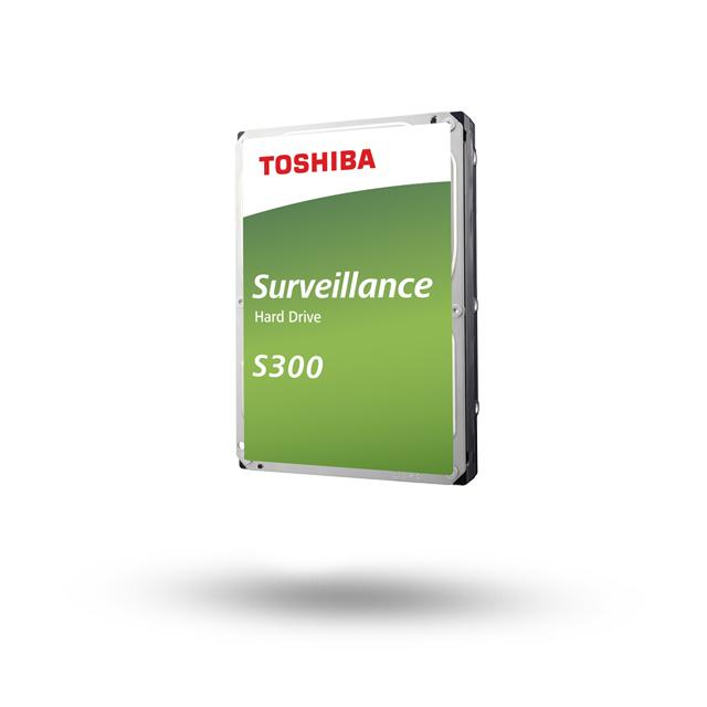Hard Drive S300 6TB Surveillance