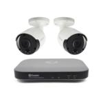 Swann SWDVK-449802V video surveillance kit Wired 4 channels