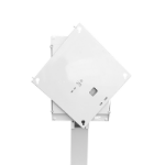 "Hagor ST SA Flip 139.7 cm (55"") Portable flat panel floor stand White"