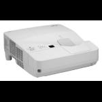 NEC UM301WG Ultra Short Throw WXGA Projector bundled with Wall Mount & Interactive Kit
