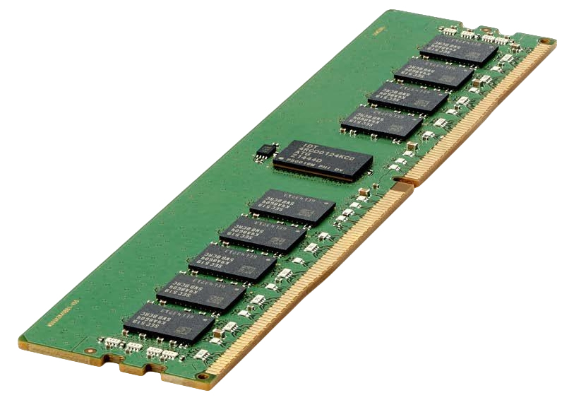 Hewlett Packard Enterprise 16GB (1x16GB) Single Rank x4 DDR4-2666 CAS-19-19-19 Registered memory module 2666 MHz ECC