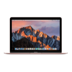 "Apple MacBook 1.2GHz 7th gen Intel® Core™ m3 12"" 2304 x 1440pixels Pink gold Notebook"