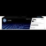 HP W1106A (106A) Toner black, 1000 pages