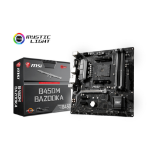 MSI B450M BAZOOKA AMD B450 Socket AM4 Micro ATX