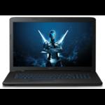 "MEDION ERAZER P7651 Black Notebook 43.9 cm (17.3"") 1920 x 1080 pixels 1.60 GHz 8th gen Intel® Core™ i5 i5-8250U"