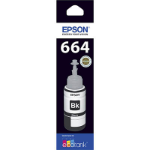 EPSON T664 ECO TANK INK BOTTLE BLACK