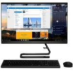 "Lenovo IdeaCentre A340-24IWL 23.8"" Full HD All in One Desktop PC Intel Core i5-8265U 8GB RAM 256GB SSD DVDR"