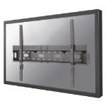 Newstar flat screen wall mount and media box holder
