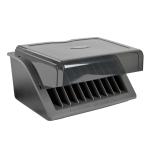 Tripp Lite CSD1006AC charging station organizer Desktop mounted Black