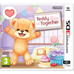 Nintendo Teddy Together Nintendo 3DS German, English, Spanish, French, Italian video game