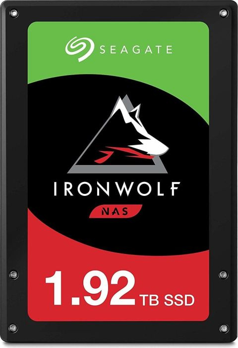 "Seagate IronWolf 110 unidad de estado sólido 2.5"" 1920 GB Serial ATA III 3D TLC"