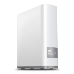 Western Digital My Cloud 8TB Ethernet LAN White personal cloud storage device
