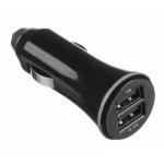 Kondor Dual USB Premium In-Car Charger 3.1A Auto Detect