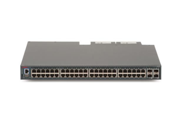 Avaya ERS 5952GTS Gestionado L2/L3 Gigabit Ethernet (10/100/1000) Gris 1U