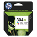 HP N9K07AE (304XL) Printhead color, 300 pages @ 5% coverage, 7ml