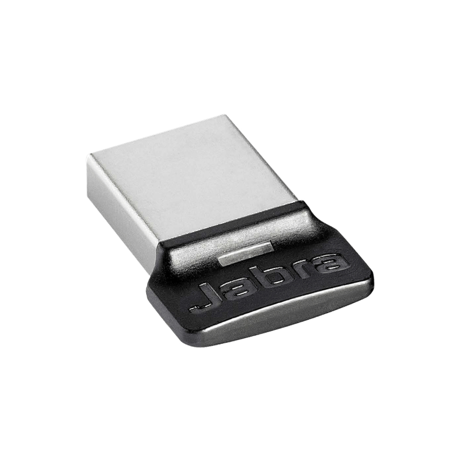 Jabra LINK 360 MS Adapter 100 m Black, Silver