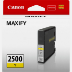 Canon 9303B001 (PGI-2500 Y) Ink cartridge yellow, 700 pages, 10ml