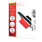 Fellowes 52017 laminator pouch 100 pcs
