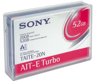 Turbo Data Cartridge Ait-1 20GB 1pk