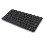 Adesso WKB-1100BB keyboard Bluetooth QWERTY US English Black