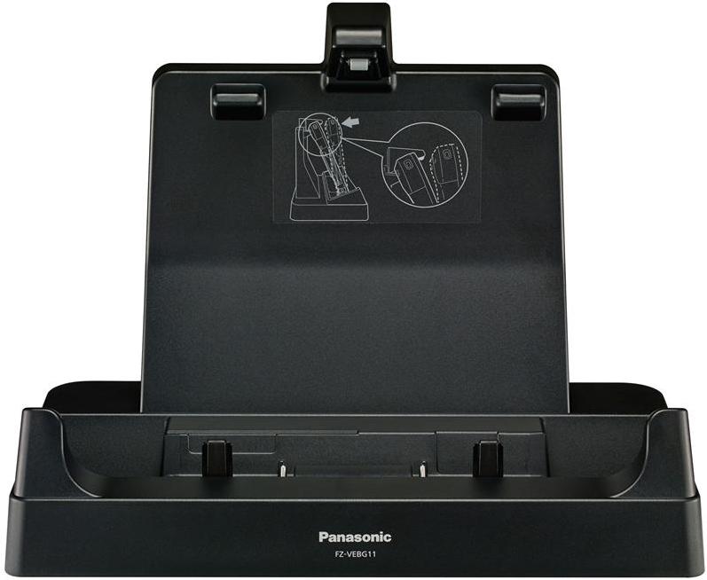 Panasonic Docking Station - USB 3.0, Black (FZ-VEBG11U)