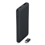 Belkin F7U019BTBLKBE power bank Black Lithium Polymer (LiPo) 5000 mAh