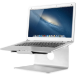Newstar Raised and Rotatable Aluminium Laptop Stand