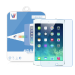 V7 Shatter-Proof Tempered Glass Screen Protector with Anti-Blue Light filter for iPad Mini 2/3